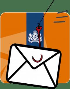 waarschuwing phishing email MijnOverheid